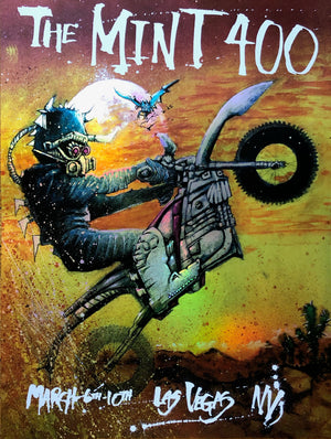 "Joey Feldman ""The Mint 400 - 2019"" Foil Variant"
