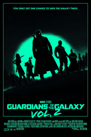 "Matt Ferguson ""Guardians of the Galaxy Vol. 2"" Timed Edition"