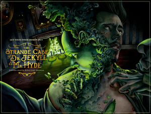 "Jeremy Pailler ""The Strange Case of Dr. Jekyll & Mr. Hyde"""