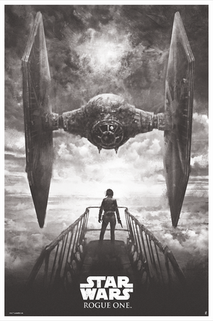 "Karl Fitzgerald ""Rogue One"" Variant"