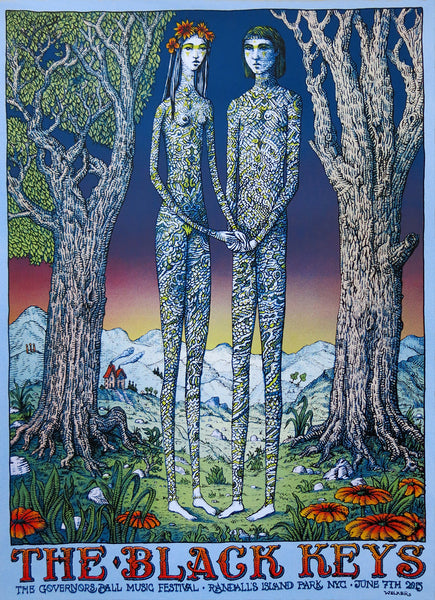 "David Welker ""The Black Keys - The Governors Ball"""