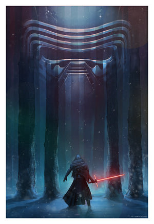 "Andy Fairhurst ""Student of Darkness"""
