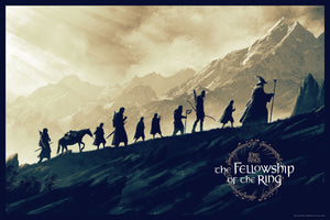 "Matt Ferguson ""The Lord of the Rings: The Fellowship of the Ring"""