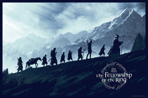 "Matt Ferguson ""The Lord of the Rings: The Fellowship of the Ring"" Variant"