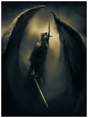 "Karl Fitzgerald ""Lord of the Nazgûl"""