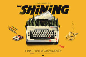 "Lyndon Willoughby ""The Shining"" Variant"