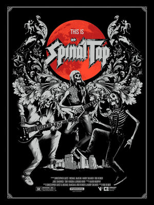 "Matt Taylor ""This Is Spinal Tap"""