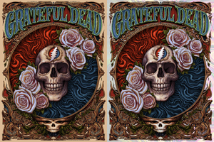 "N.C. Winters ""Grateful Dead"" SET"