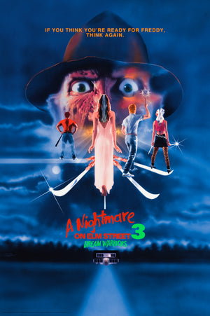 "Matthew Peak ""A Nightmare on Elm Street 3: Dream Warriors"""