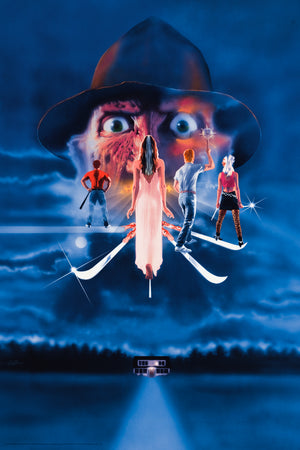 "Matthew Peak ""A Nightmare on Elm Street 3: Dream Warriors"" Variant AP"