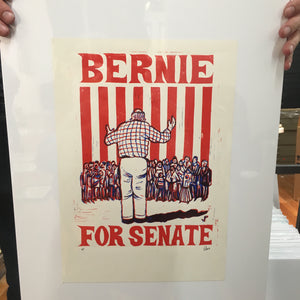 Bernie for Senate