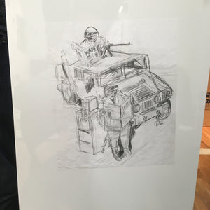 All The Shit That's Fit To Print War Tanks OG 2-piece Sketch