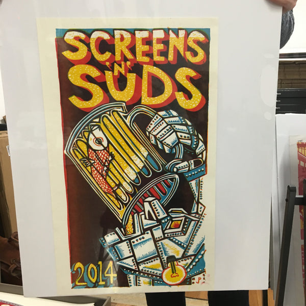 Screens N Suds 2014 - AP