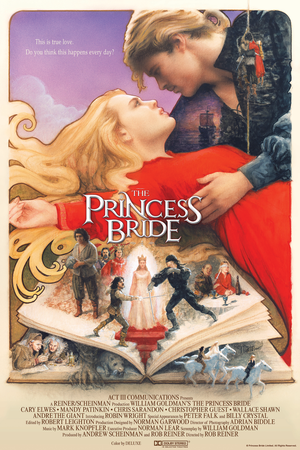 "Matthew Peak ""The Princess Bride"" AP"