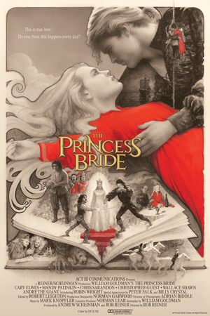 "Matthew Peak ""The Princess Bride"" Variant AP"