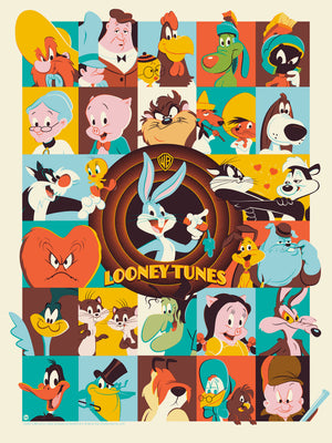 "Dave Perillo ""Looney Tunes"""