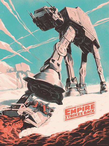 "Juan Esteban Rodriguez ""The Empire Strikes Back"""