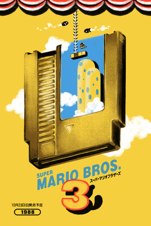 "Lyndon Willoughby ""Super Mario Bros. 3"""