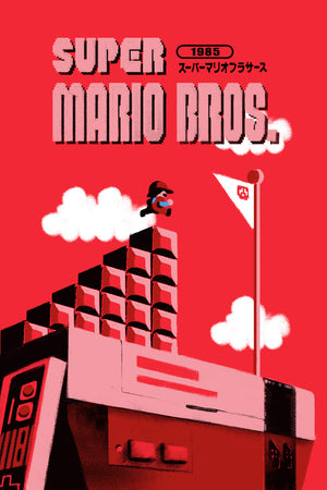 "Lyndon Willoughby ""Super Mario Bros."""