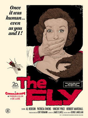 "Timothy Pittides ""The Fly"""