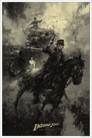 "Karl Fitzgerald ""Indiana Jones: The Crusade"""