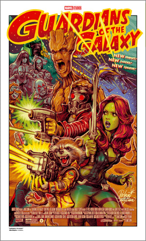"Rockin Jelly Bean ""Guardians of the Galaxy"""