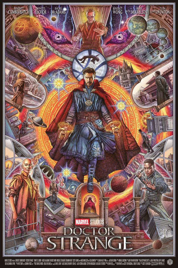 DOCTOR STRANGE by Ise Ananphada - On Sale Info!