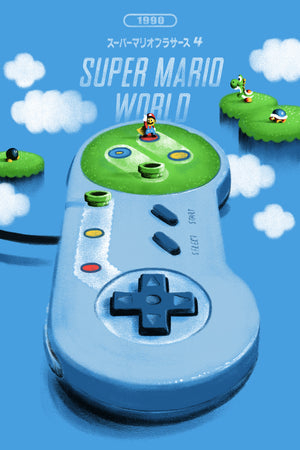 "Lyndon Willoughby ""Super Mario World"""