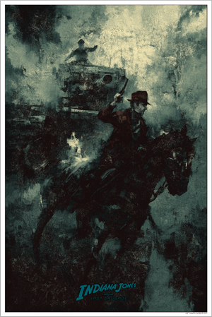 "Karl Fitzgerald ""Indiana Jones: The Crusade"" Variant"