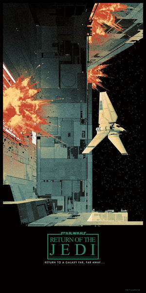 "Matt Ferguson ""Star Wars Saga"" Timed Edition"