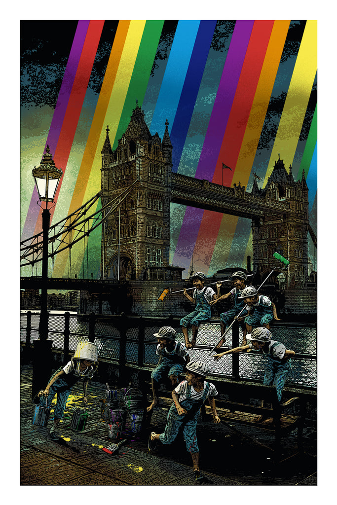 TOWER BRIDGE by Roamcouch - On Sale Info!
