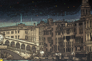 "Roamcouch ""Wish Upon a Star - Venice"""