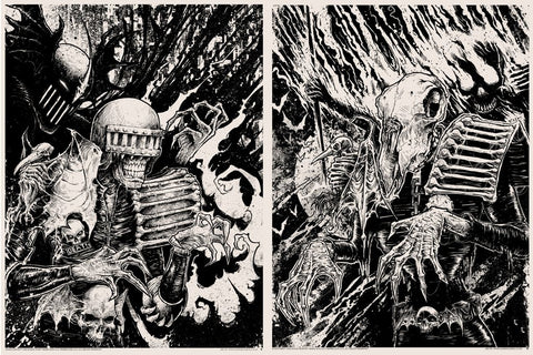 "Godmachine ""Dark Judges Diptych"""