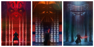 "Andy Fairhurst ""STAR WARS: Perspectives #4"" SET"