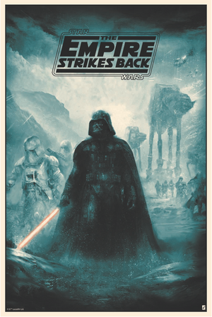 "Karl Fitzgerald ""Star Wars: The Empire Strikes Back"""