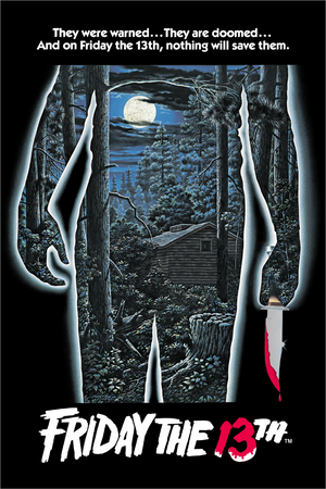 "Spiros Angelikas ""Friday the 13th"" Foil Variant"