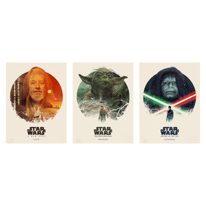 "Gabz ""Original Star Wars Saga Trilogy"" Set"