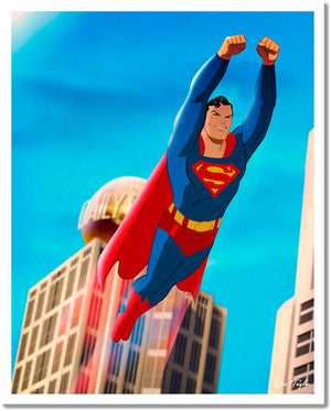"Des Taylor ""Superman - Day"""