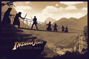"Matt Ferguson ""Is He Nuts?"" (Indiana Jones and the Temple of Doom) Variant"
