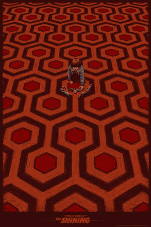 "Bartosz Kosowski ""The Shining"" Red Colorway"