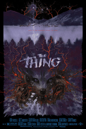 "Matthew Peak ""The Thing"" Variant"