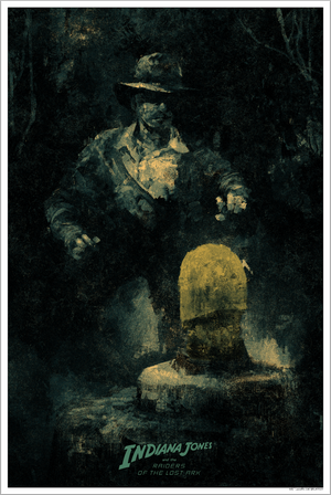 "Karl Fitzgerald ""Indiana Jones Trilogy"" Variant SET"