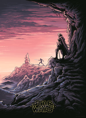 "Dan Mumford ""It is Time for the Jedi to End"" Variant"