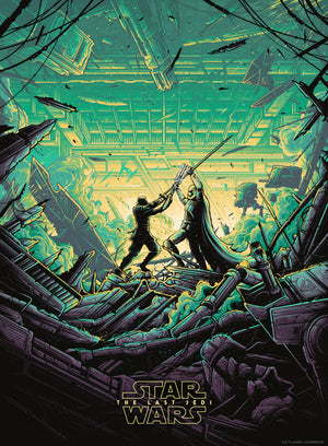 "Dan Mumford ""Something to Fight For"" Variant"