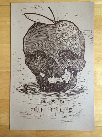"Zach Landrum ""Bad Apple"""