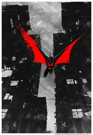 "Mark Chilcott ""Batman Beyond"""