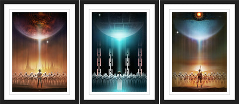 "Andy Fairhurst ""Star Wars: Perspective #3"" Set"