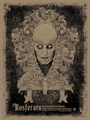 "Timothy Pittides ""NOSFERATU: Dawn Edition"""