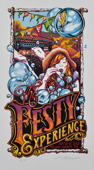 "AJ Masthay ""The Festy Experience"""