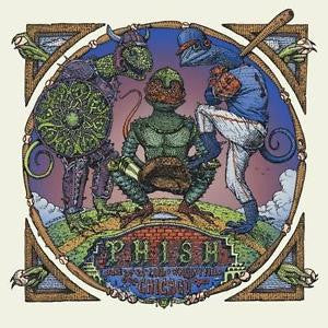 "David Welker ""PHISH - Wrigley Field"" Lottery Entry"